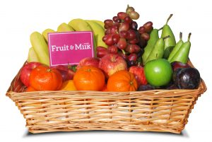 Office Fruit Basket