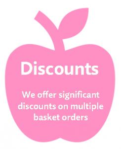 Discount Apple
